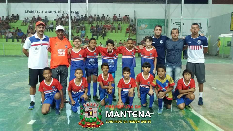 1b58e5064f Secretaria de Esporte realiza abertura do 1° Regional Infantil de ...